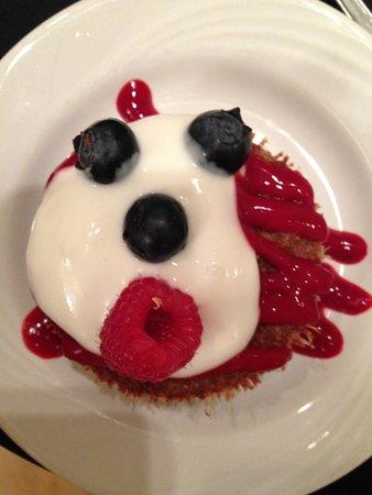 Pritikin Longevity Center & Spa: Favorite Pritikin dessert