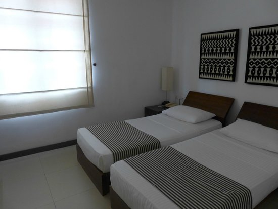 Hotel Goldi Sands: Beds