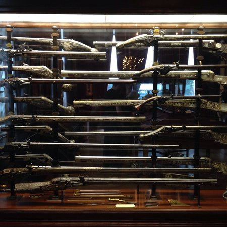 Wallace Collection: Guns