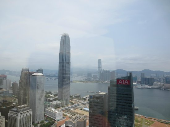Bank of China Tower : The View