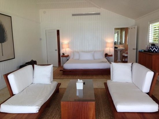 The Cove Eleuthera: View of our room