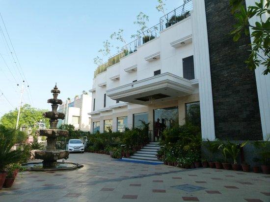 Hotel Taj Resorts: vista del hotel