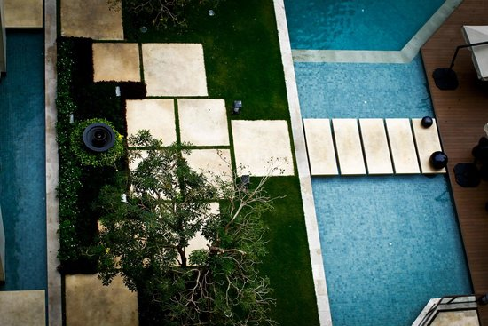 Siam Kempinski Hotel Bangkok : บรรยากาศโรงแรม