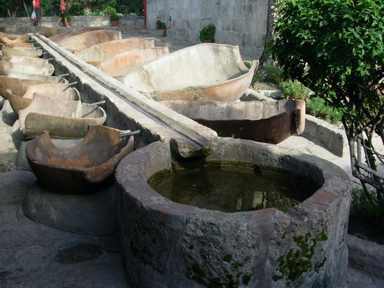 Monasterio de Santa Catalina: Lavanderia