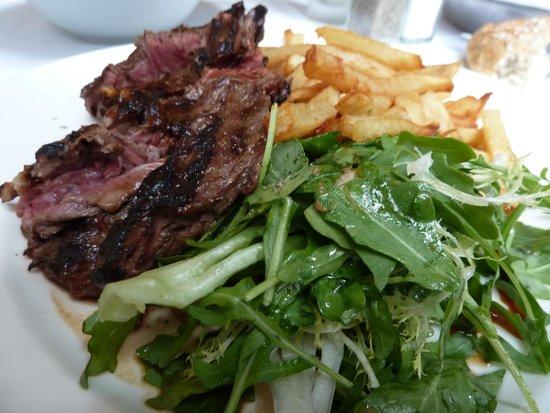 Bryant Park Grill : Steak Friates