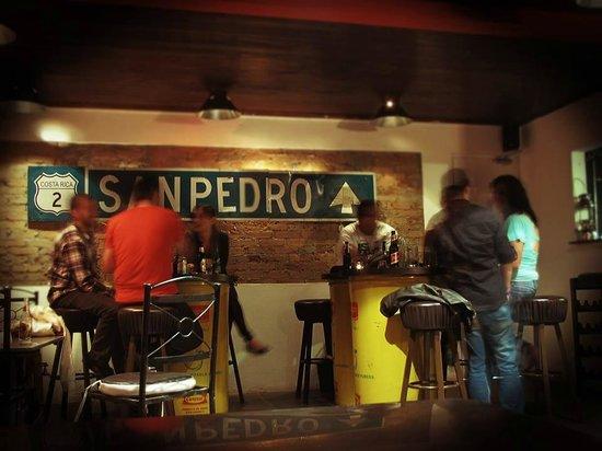La Sospecha: bar