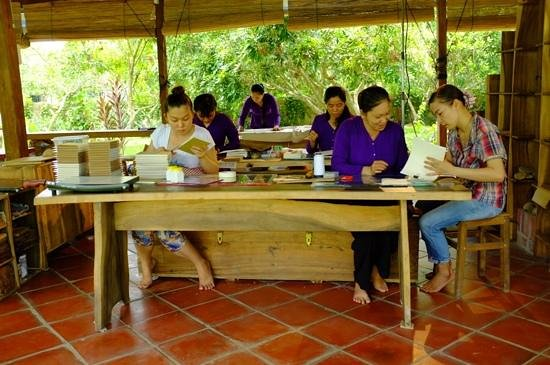 Viet Artisans: Great products in the making