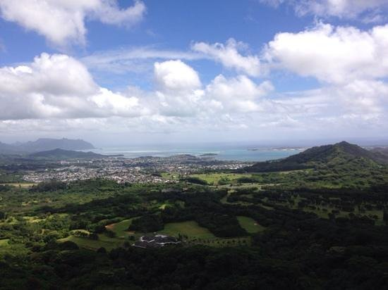 Oahu Grand Circle Island Tour: Lookout Point