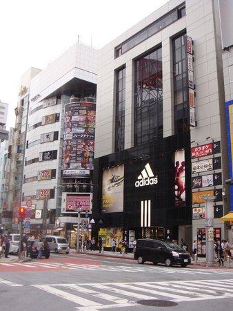 Shibuya Center-gai : More shops