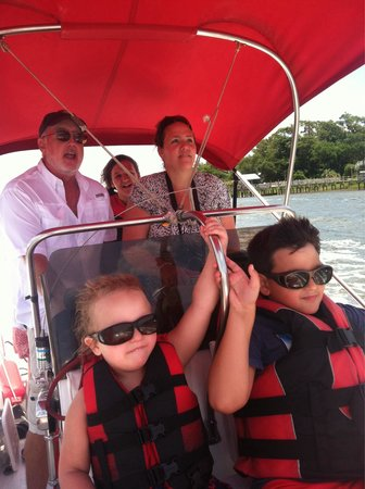 Windy Point Nautical Adventures: Great fun!!
