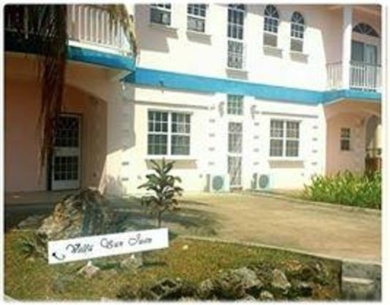 Villa San Juan: Front of the Guest house