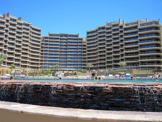Las Palomas Beach & Golf Resort: phase I