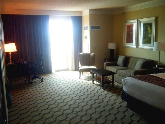 Horseshoe Bossier City King Luxury Room