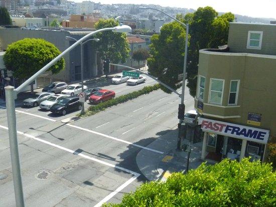 Marina Inn: Vista desde mi ventana