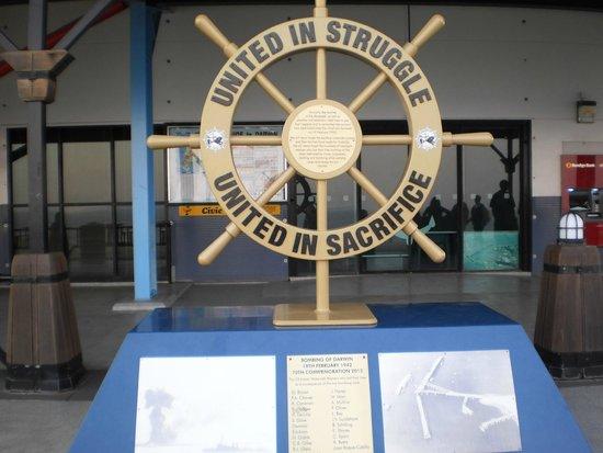 Darwin Wharf Precinct: Military History abounds
