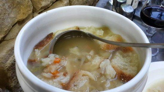 Le Quatre Saisons : soup
