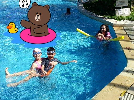 Holiday Inn Resort Baruna Bali: Hotel Swimming Pool