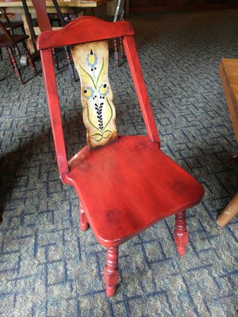 The Chateau at the Oregon Caves: Monterey furniture