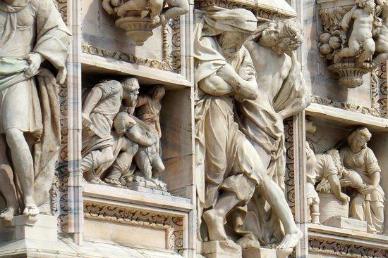 Catedral (Duomo): Milan Duomo