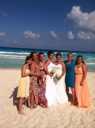Hard Rock Hotel Cancun: wedding