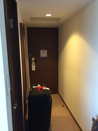 Hotel Metropolitan Tokyo Ikebukuro: Doorway