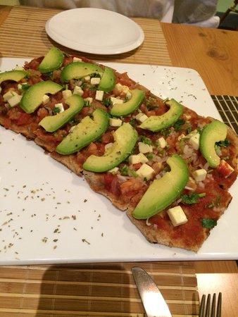 Mandala Restaurante: Pizza