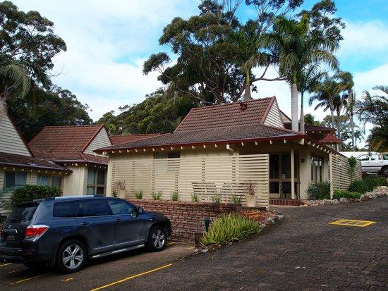 Pacific Palms Resort: 3 bedroom Villa