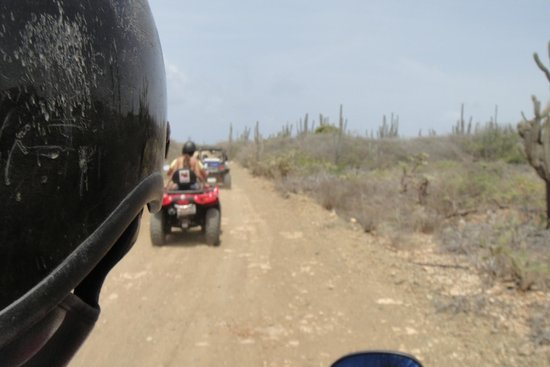 ATV & Buggy Tours: Such a great driver. :)