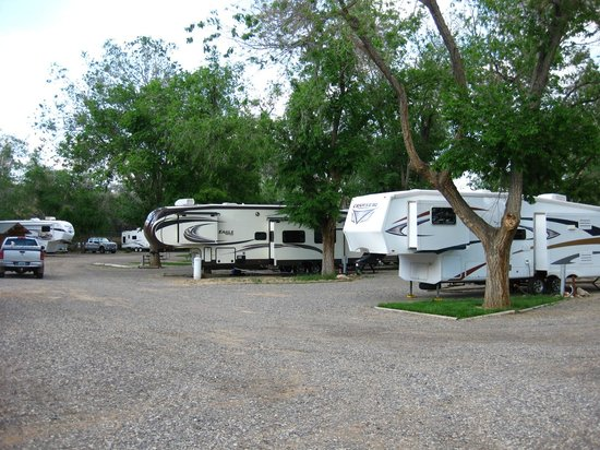 Eagle Rv Park And Campground Thermopolis Wy Voir Les
