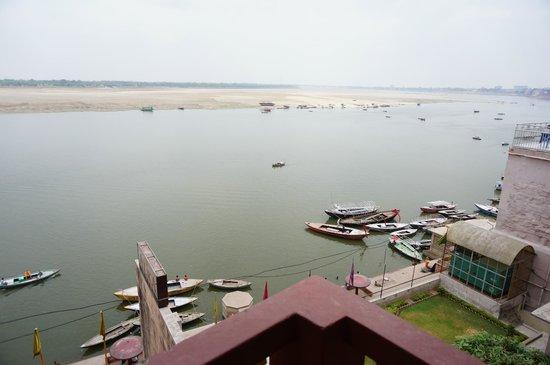 Ganpati Guest House: 景色
