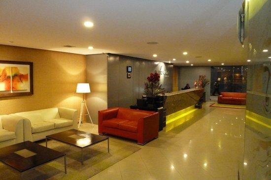 Alborada Hotel : Lobby