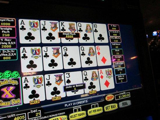 Rio All-Suite Hotel & Casino: jackpot