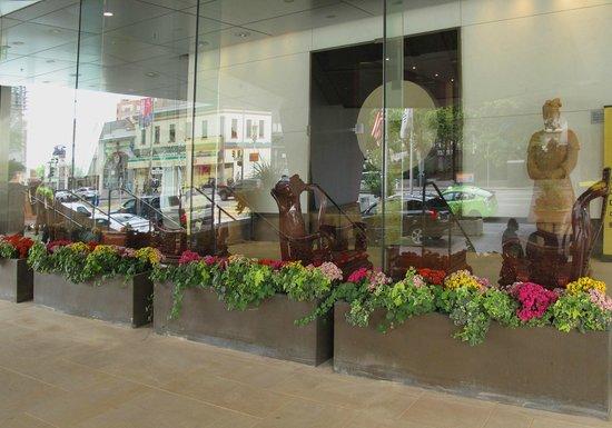 Hilton San Francisco Financial District: Entrance