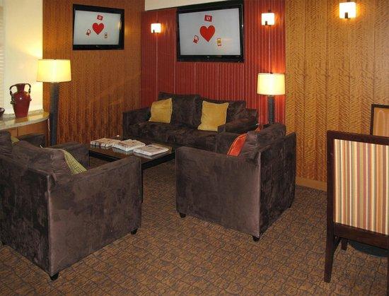 Hilton San Francisco Financial District: VIP Lounge