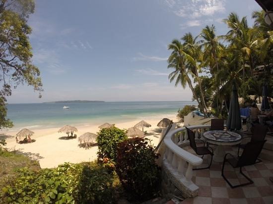 Mar & Oro: Vista del hotel