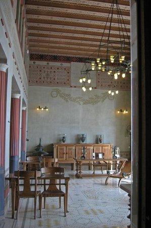 Villa Grecque Kérylos : Villa Kerylos