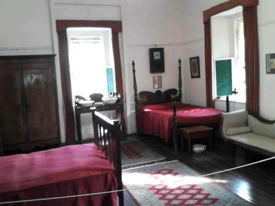 Greenwood Great House: One of the rooms with antique furniture