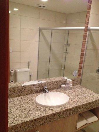 Intercity Manaus: Banheiro