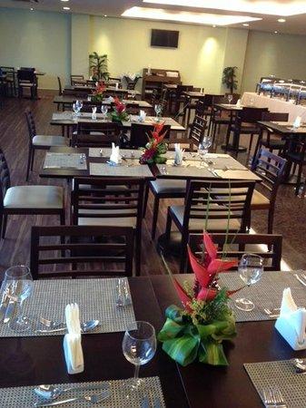 Intercity Manaus: Restaurante