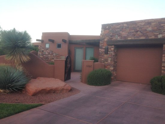 The Inn at Entrada: Our 2-bedroom suite casita