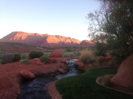 The Inn at Entrada: View from our back patio