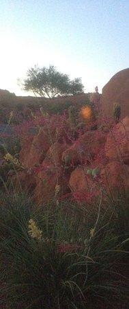 The Inn at Entrada: Mother nature