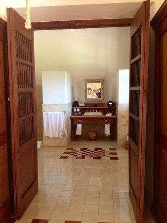 Hacienda Temozon, A Luxury Collection Hotel : Bathroom
