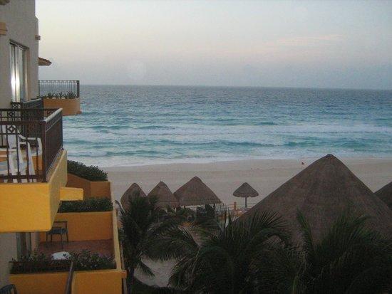 Fiesta Americana Condesa Cancun All Inclusive: View from rm 518