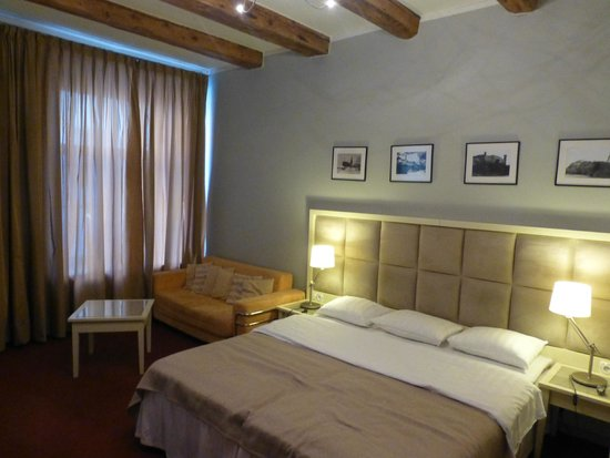Merchant's House Hotel: Our Executive Room