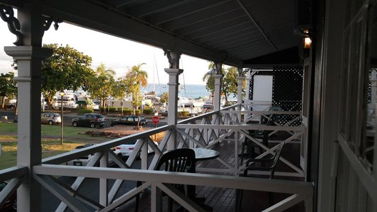 Best Western Pioneer Inn: View from balcony to harbour
