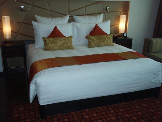 VIE Hotel Bangkok, MGallery by Sofitel : ベット