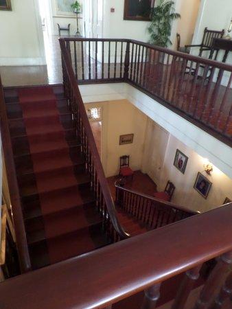 Devon House : Staircase
