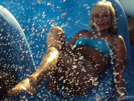 Blue Star Hotel: басейн