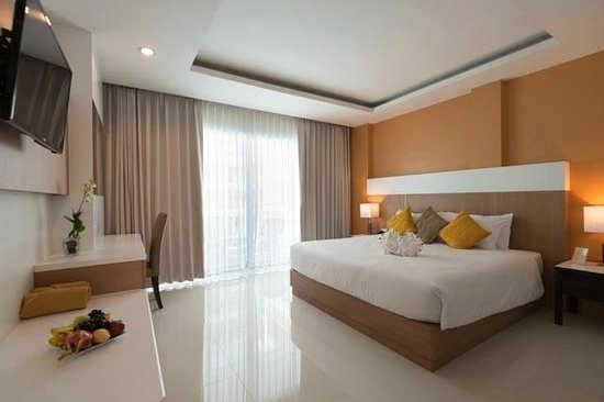 Chanalai Hillside Resort : Deluxe Room